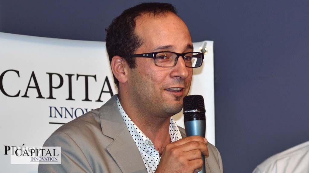 Malik Yacoubi, Vice-président Cossette et responsable du Cossette LAB