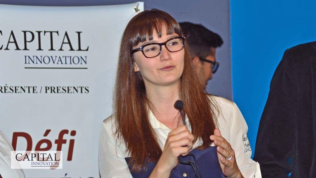 Gabrielle Madé, Fonds des médias du Canada